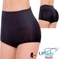 Panties Shorts Daily Basic High Brief Waisted Lifting Shaping Underwear Garment