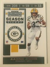 Aaron Jones 2019 Panini Contenders Football  Green Bay Packers #67