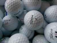 20 30 40 TITLEIST PROV1/X MIX GOLF BALLS A/PEARL GRADE GREAT QUALITY JULY SALE