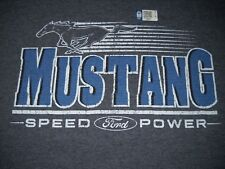 Ford Mustang & GT Pony T-Shirt XL - NEW w/Tags