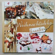 Weihnachtsdeko kreativ * Tischdeko, Baum- & Fensterschmuck * Christophorus