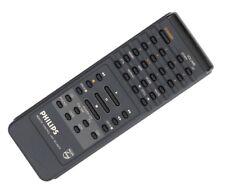 PHILIPS rc-60fr ORIGINAL SYSTÈME AUDIO Télécommande / Remote Control nos 5952