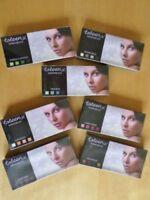 Coleen X Signature lèvre Palette de couleurs ensembles Rouge à Lèvres Miroir cas