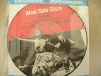 "WEST SIDE STORY LP 12"" picture disc"