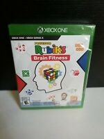 Professor Rubik's Brain Fitness for Xbox One - New Sealed! - Free Shipping!