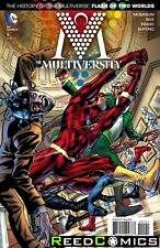 Multiversity #1 (1 in 50 Incentive Variant) Grant Morrison, Ivan Reis DC Comics