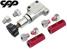 Adjustable Proportioning Valve Residual valve kit Drum / Drum Kit