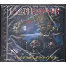 The Final Frontier - Iron Maiden CD EMI
