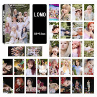 30pcs Set Kpop TWICE Lomo Card MORE & MORE Album Collective Lomocards Photocard
