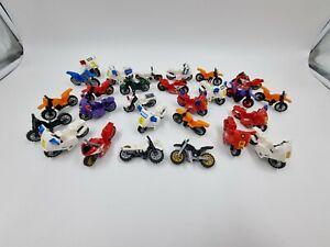 Lego motorbike Joblot City Moc (L9)