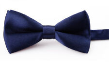 nœud enfants marine bleu noeud papillon Our Réglable Mariage Baptême formation