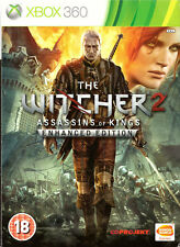 The Witcher 2: Assassins of Kings Microsoft Xbox 360 18+ RPG Role Playing Game