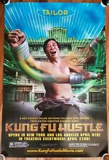 KUNG FU HUSTLE - TAILOR 2005 Movie Release Poster PROMO ONLY!!!