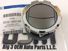 Ford F250 F350 F450 F550 Dash A/C Air Vent Chrome Trim new OEM DC3Z-19893-BA