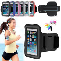 Sport Gym Running Joging Armband Case Cover Holder For iPhone XS 8 7 6s Plus US