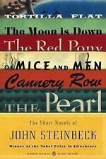 The Short Novels of John Steinbeck by John Steinbeck (Paperback, 2009)