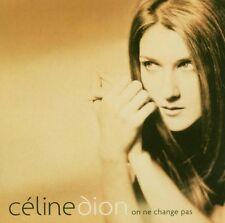 "CELINE Dion ""On une change pas-best of"" 2 CD NEUF!!!"