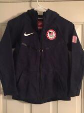 Nike Tech Fleece Windrunner Team USA Jacket 2016 Olympics SIZE YOUTH M RARE