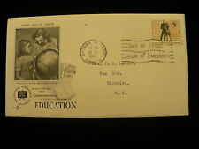F.D.C. Canada 1962 Scott 396  First Day Cover education  P619