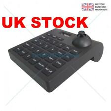 Mini PTZ Controller keyboard 2D Pan/Tilt for CCTV High Speed Dome Camera RS485