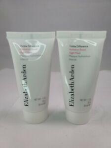 Elizabeth Arden Hydration Boost Night Mask 1 oz(Lot of 2) Free Shipping!!