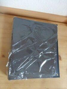 Henzo Fotoalbum blau / schwarz - neues Album in Folie die aber schon eingerisse