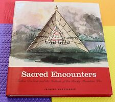 NATIVE AMERICAN INDIAN HISTORY Rocky Mountain West Father De Smet missionary HB