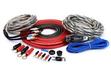 KnuKonceptz TRUE 4 Gauge Kolossus Fleks 4 Channel OFC Amp Installation Kit
