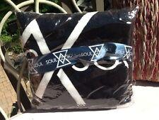 Soul 2 Soul~Tim McGraw Faith Hill VIP concert Gift~SUPER SOFT Fleece Blanket NIP