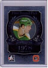 BOBBY SMITH 12/13 ITG 2013 Draft Prospects Draft Year 1978 #91 SP Hockey Card