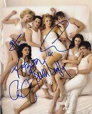 Gossip Girl cast + + autógrafo + + us-americana serie