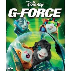 Disney Combo Pack G-Force Blu-Ray, DVD, Digital Copy (2009) Brand New, Sealed
