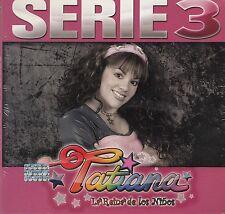Tatiana La reina de Los Ninos 3CD New Nuevo sealed