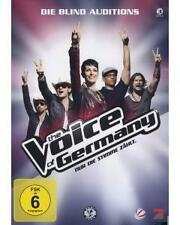DVD - The Voice of Germany - Die Blind Auditions (3-DVD`s) / #4618