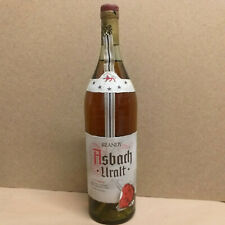 Asbach Uralt ' Brandy ' 38 % Alkohol 1 Liter N.A.A.F.I. Stores for H.M. Forces