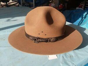 """Stetson USNPS """"Smokey Bear"""" hat"""