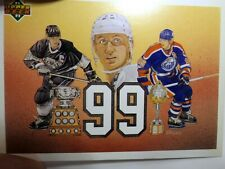 Upper Deck 1991 Trading Card Wayne Gretzky  38