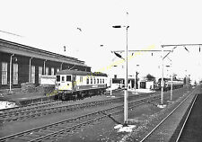 Clacton-on-Sea Railway Station Photo. Thorpe-le-Soken and Colchester Line. (13)