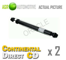 2 x CONTINENTAL DIRECT REAR SHOCK ABSORBERS SHOCKERS STRUTS OE QUALITY GS3076R