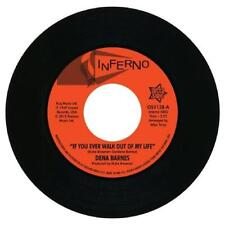 """DENA BARNES If You Ever Walk Out Of My Life NEW NORTHERN SOUL 45 (OUTTA SIGHT 7"""""""