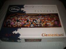 Clementoni Panorama 'Disney Classic Orchestra' 1000 Piece Jigsaw Puzzle