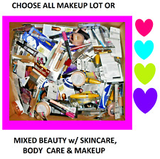 ALL MAKEUP OR MIXED BEAUTY LOTS Eyes + LIPS + FACE + SKINCARE + BODY CARE + BAG!
