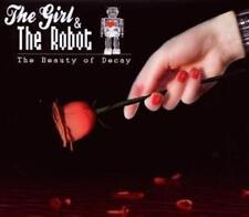 The Girl & The Robot - The Beauty of Decay CD 2010 digi synth electropop