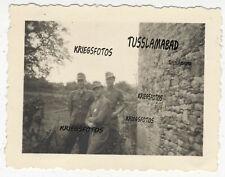 Villers Bocage Normandie Soldaten 1944 Quartier Frankreich Calvados