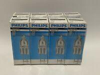 Lot of 10 Phillips Capsuleline Halogen 12v 20 watts New Sealed Light Bulbs