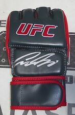 Cesar Gracie Signed UFC Glove PSA/DNA COA StrikeForce MMA Jiu-Jitsu Autograph