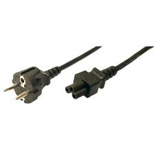 Stromkabel für Notebook-Netzteile 230V~ 1,8m grau