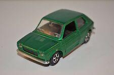 Mebetoys A 54 A-54 Fiat 127 metallic green mint 1:43 raro selten rare colour