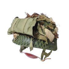 WW2 WWII US ARMY Airborne Helmet 506 th Parachute Infantry Jump Version