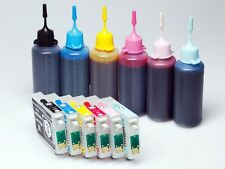 Non-Oem Refillable Ink Cartridge Sublimation Kit for Photo 1400 1430 1500W